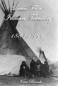 Letters from Indian Territory Book Cover